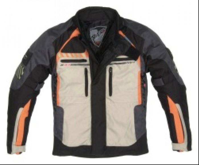 nitro n31 jacket orange