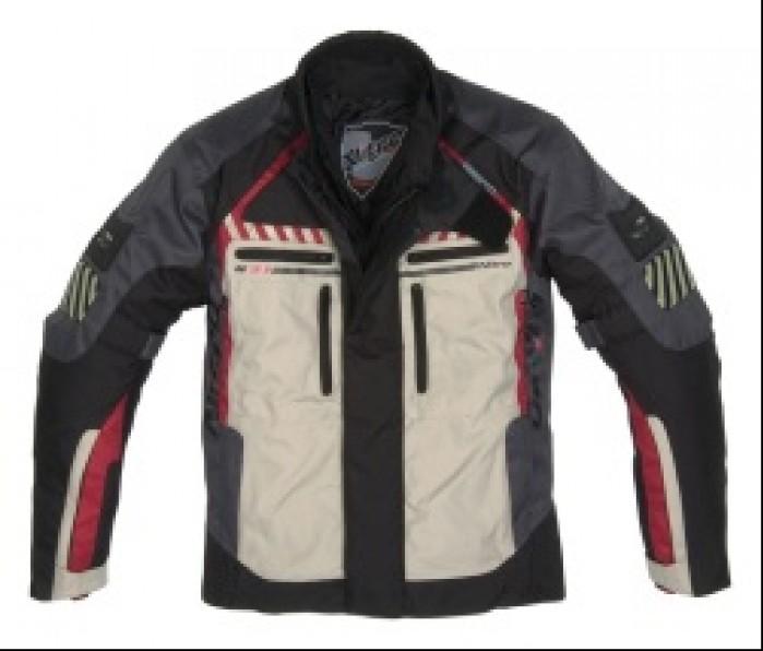 nitro n31 jacket red
