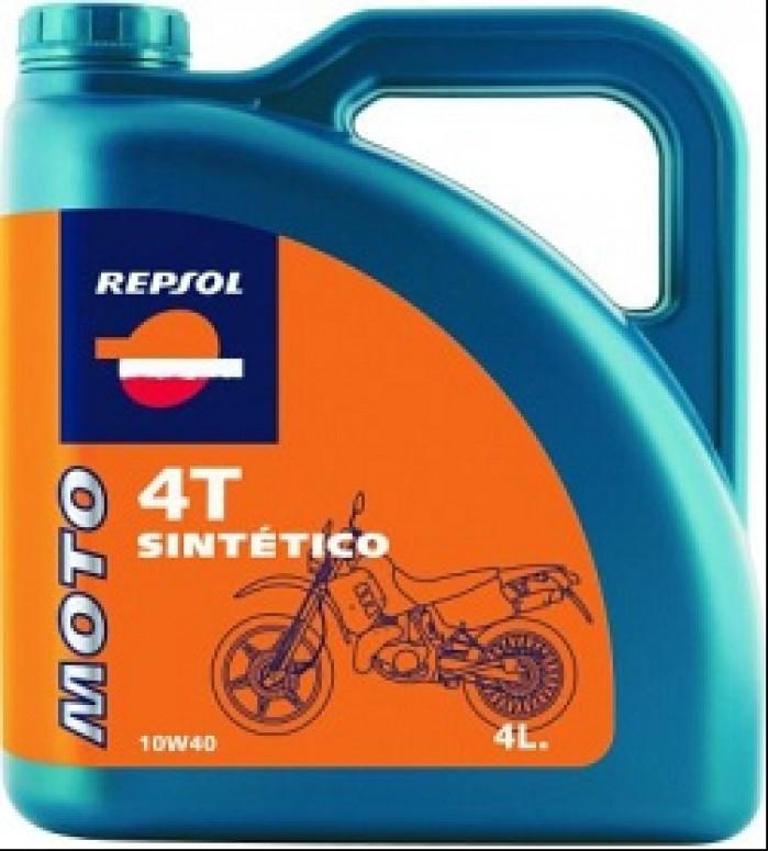 Repsol 4T sintetico