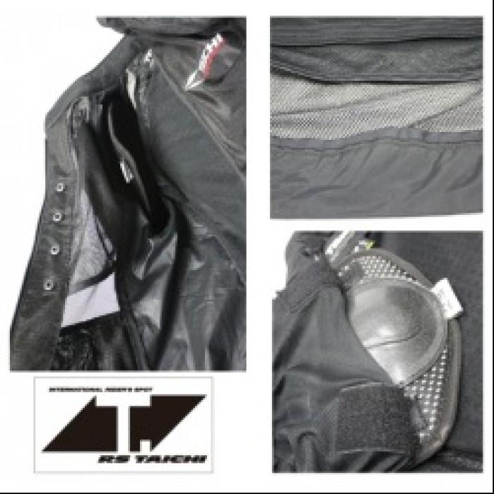 przewiewna kurtka mesh