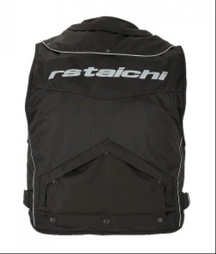 RS Taichi kamizelka mesh z poduszkz powietrzna BLK BS