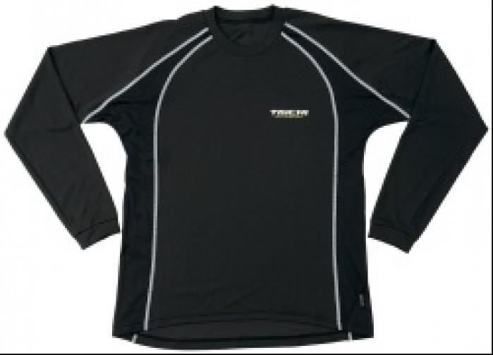 RS Taichi koszulka Cool Ride dlugi rekaw BLK oki