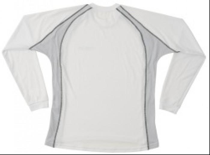 RS Taichi koszulka Cool Ride dlugi rekaw WHT BS oki