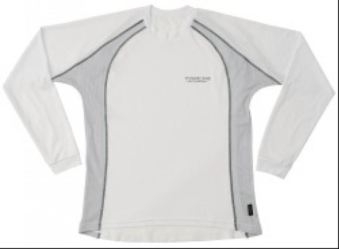 RS Taichi koszulka Cool Ride dlugi rekaw WHT oki