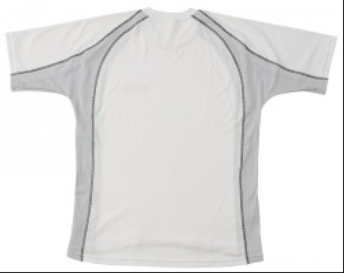 RS Taichi koszulka Cool Ride krotki rekaw WHT BS oki