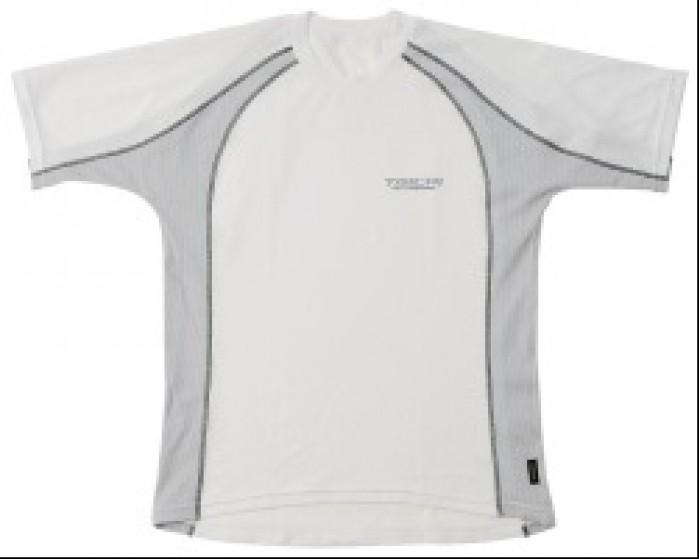 RS Taichi koszulka Cool Ride krotki rekaw WHT oki