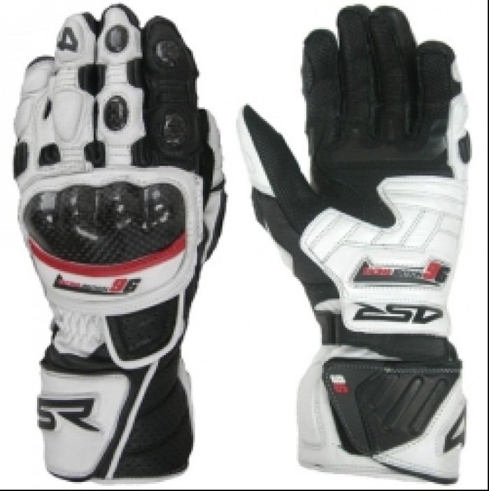 rekawice 4SR Gloves 96 White