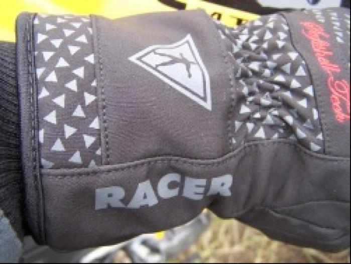 Racer Warm Up logo