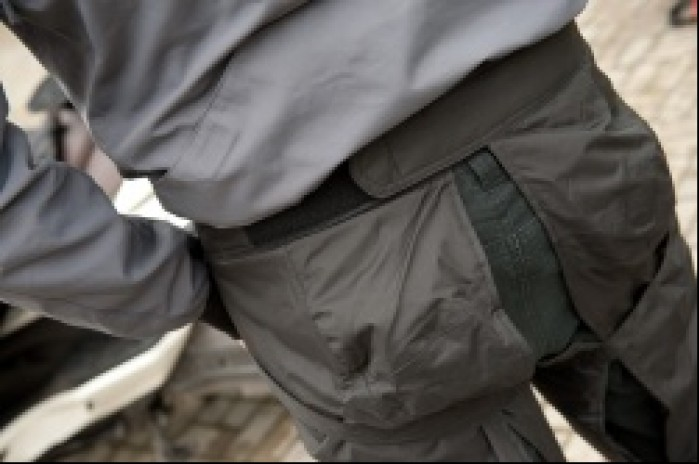 Takeaway easy-on spodnie na motocykl
