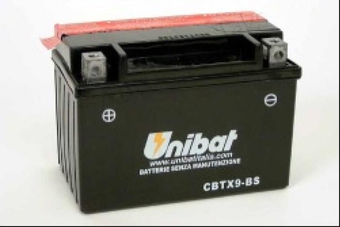 Unibat CBTX9-BS akumulator motocyklowy