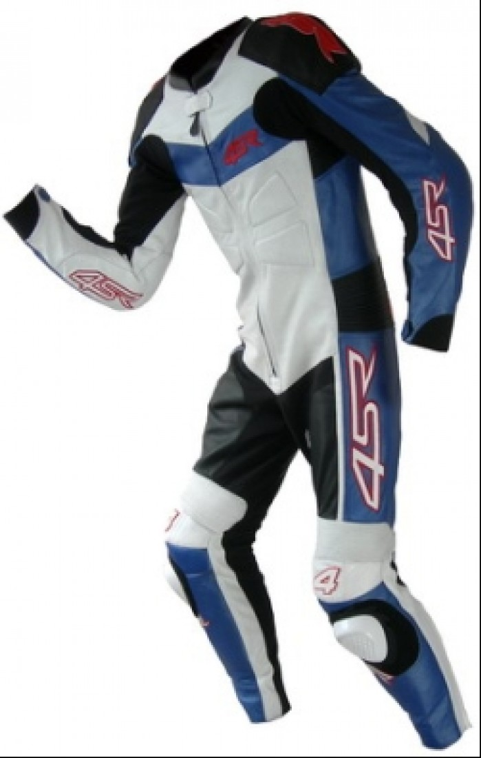 kombinezon 4SR Racing blue