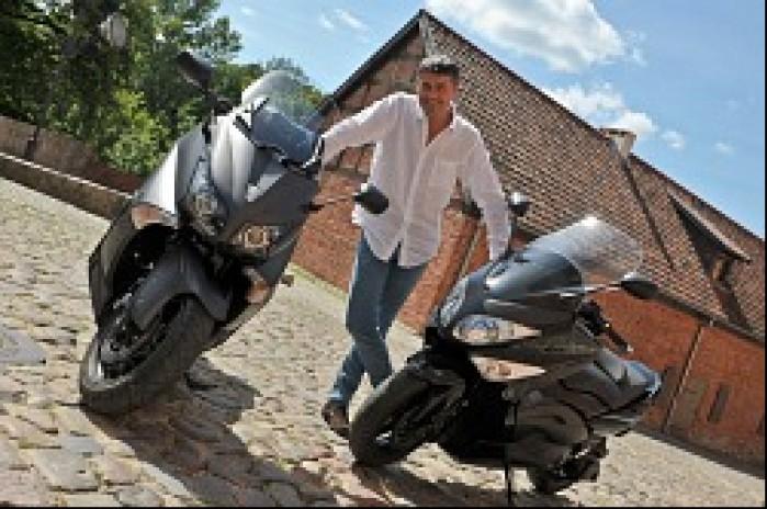 Krzysztof Holowczyc i Yamaha