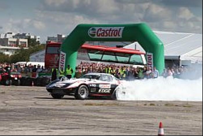 MotorShow Porsche w akcji m