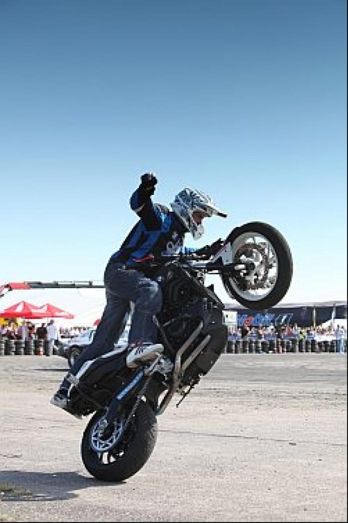 Stunt Show Raptowny m