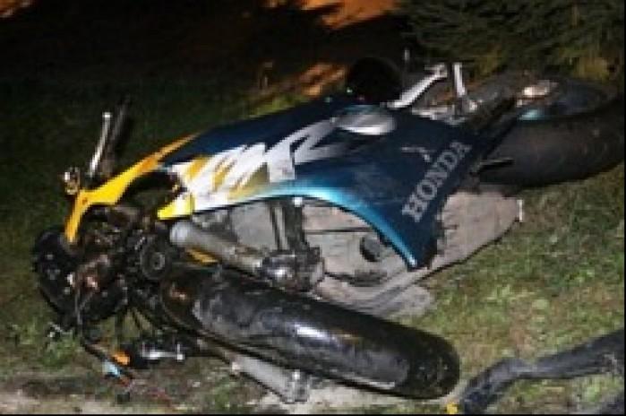 CBR Malina wypadek