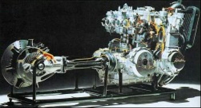 Silnik z1300