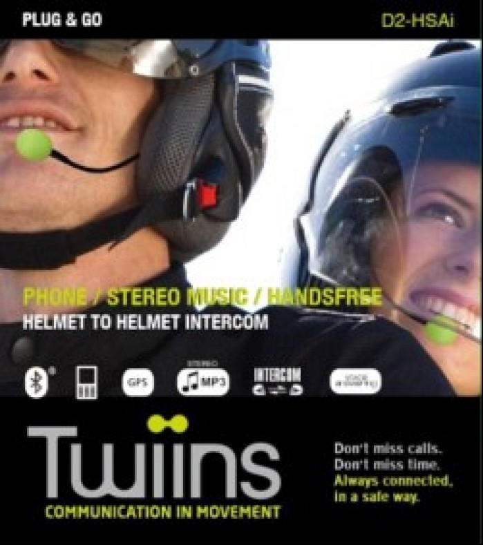Intercom Twiins D2 HSAi