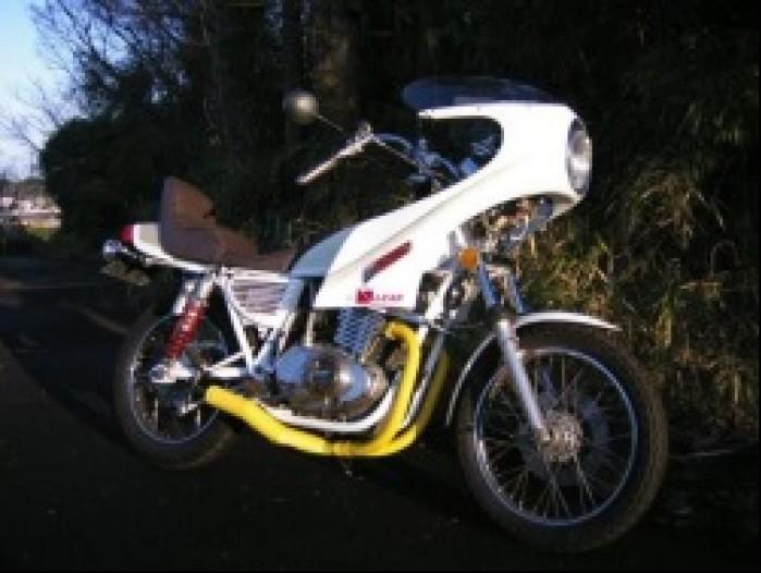 gang japonia Bosozuku motocykl