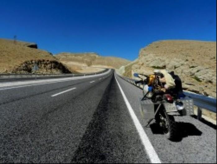 moto autostrada