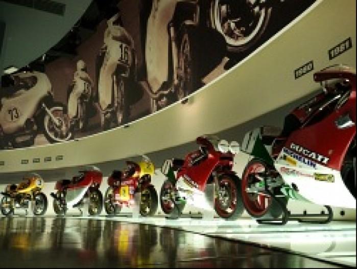muzeum ducati bolonia