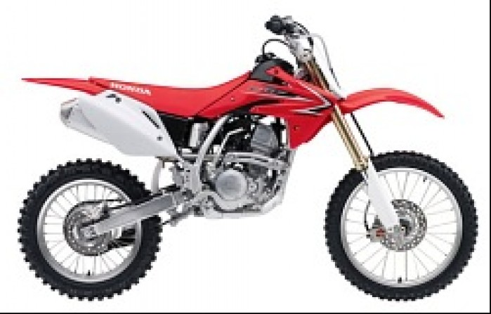 Honda CRF 150R Expert red