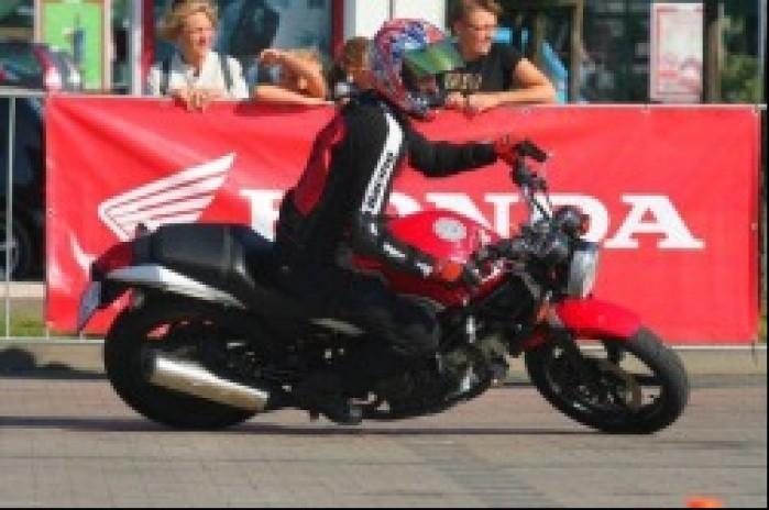 Honda Gymkhana extreme