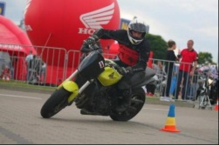Honda Gymkhana zawody