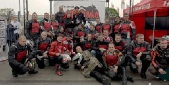 Uczestnicy Gymkhany Warszawa 2011