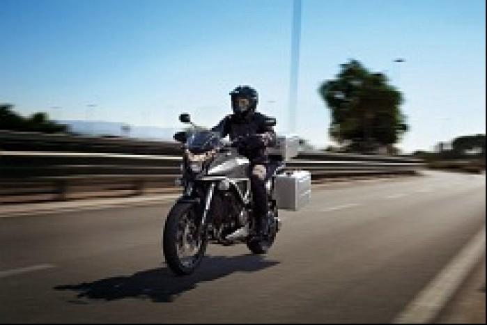 Honda Crosstourer kufry