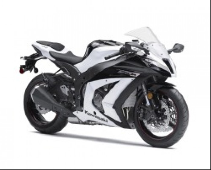 ZX10 R bialy