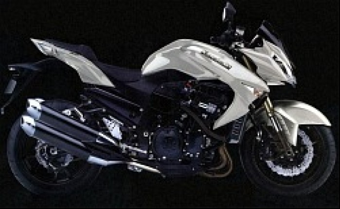 Kawasaki Z1400 01 r