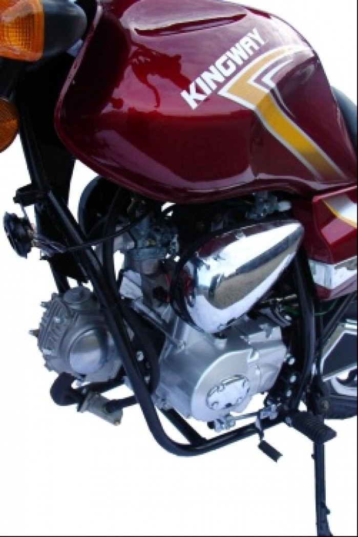 Naked 50cc silnik Kingway