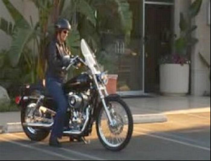 Kobiety na Harleye