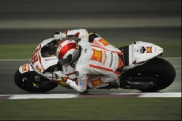 Marco Simoncelli Honda MotoGP