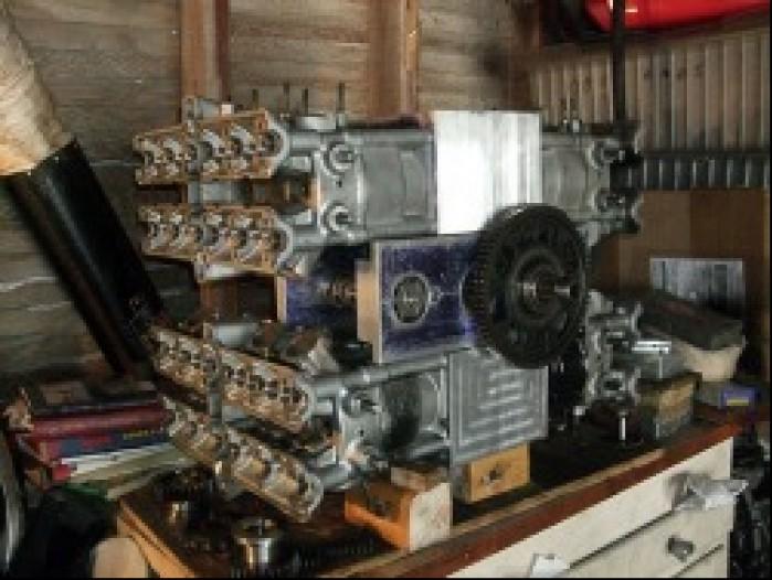budowa silnika