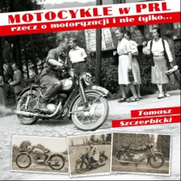 okladka motocykle w prl