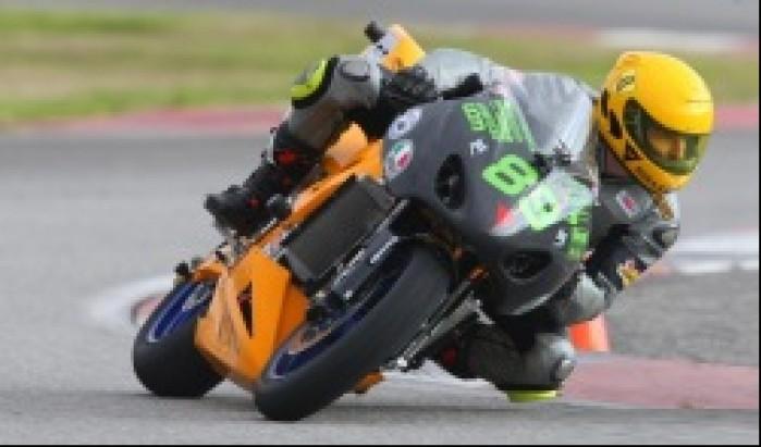 Swigz Pro Racing Team - motocykl elektryczny