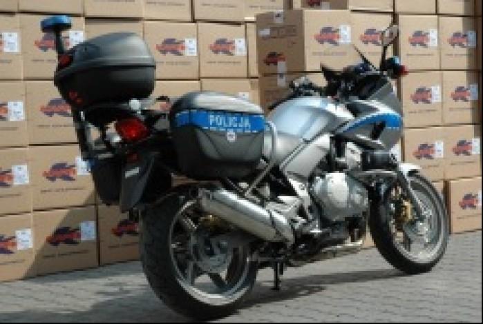 Bok Honda CBF1000