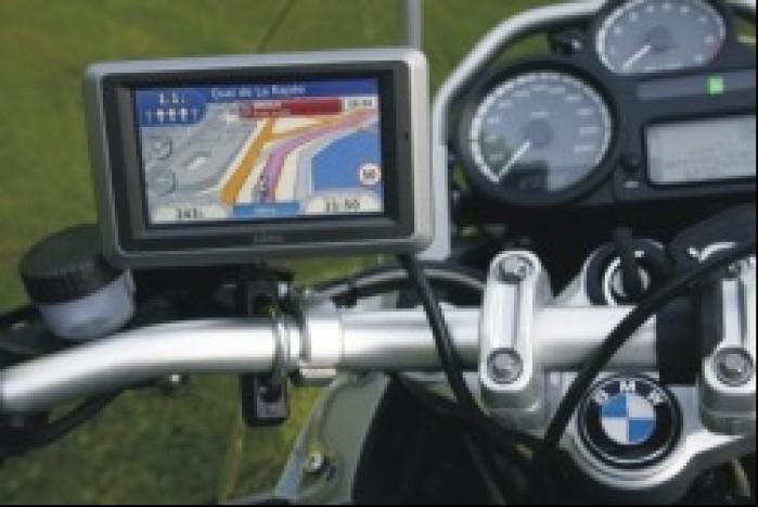 Nawigacja motocyklowa GPS