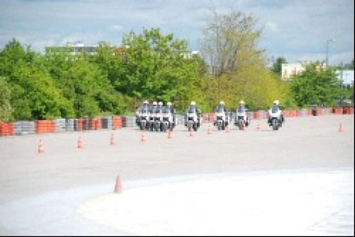 Lotnisko Bemowo trening jazdy