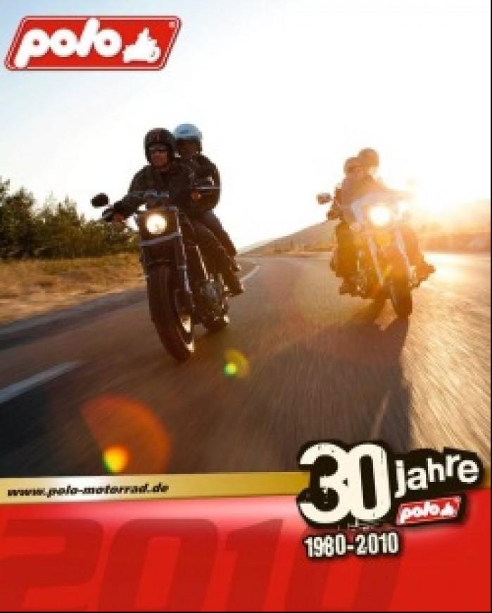 polo-motorrad 30 lat