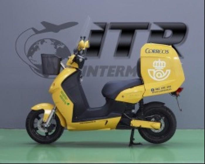 Correos elektryczny skuter
