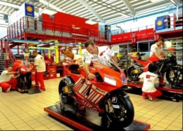 fabryka Ducati