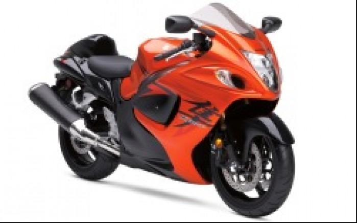GSX1300R Orange