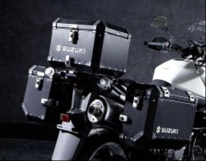 Suzuki V-Strom 650 kufry