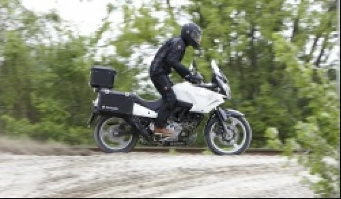 V-Strom 650 Traveller Edition