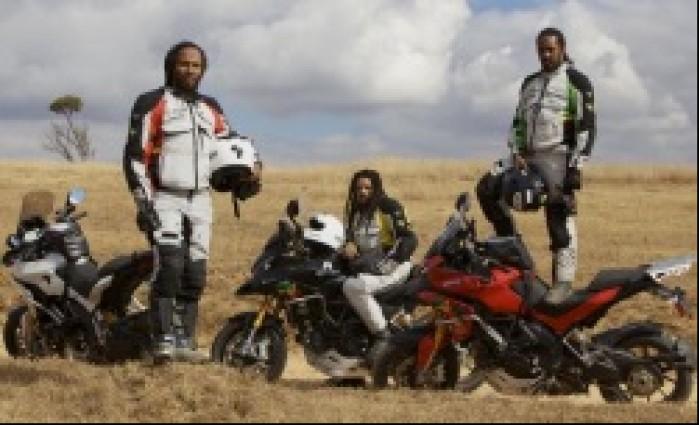 wyprawa motocyklowa braci Marley