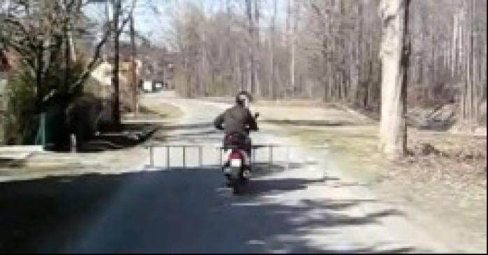 drabina skuter