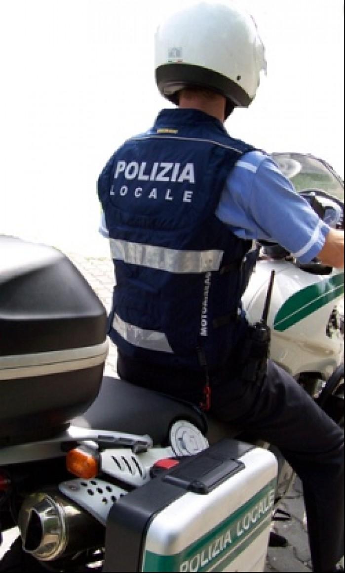 Polizia Locale motoairbag