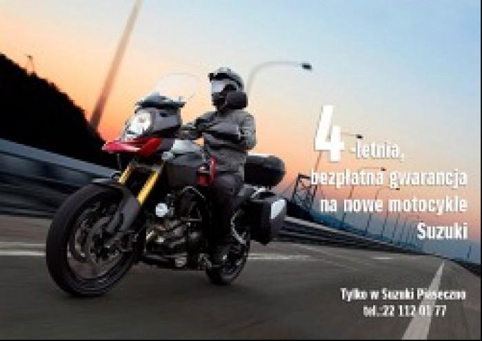 DL1000 Suzuki Piaseczno gwarancja